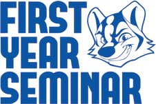 first year seminar logo
