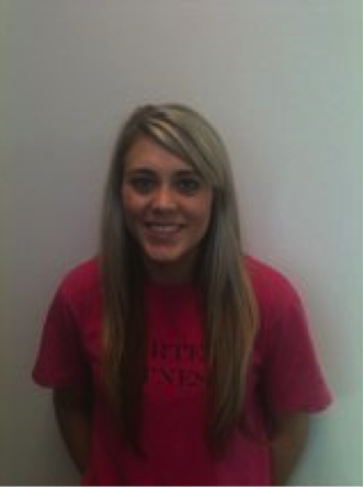 "KAMMI WARR dental hygiene and sports & exercise major ""I prefer Angel; Blackboard will just take some getting used to."""