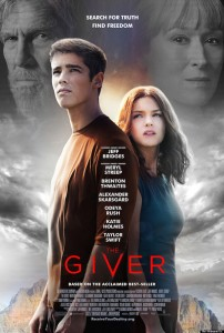 Courtesy Photo |Brenton Thwaites and Odeya Rush star in The Giver