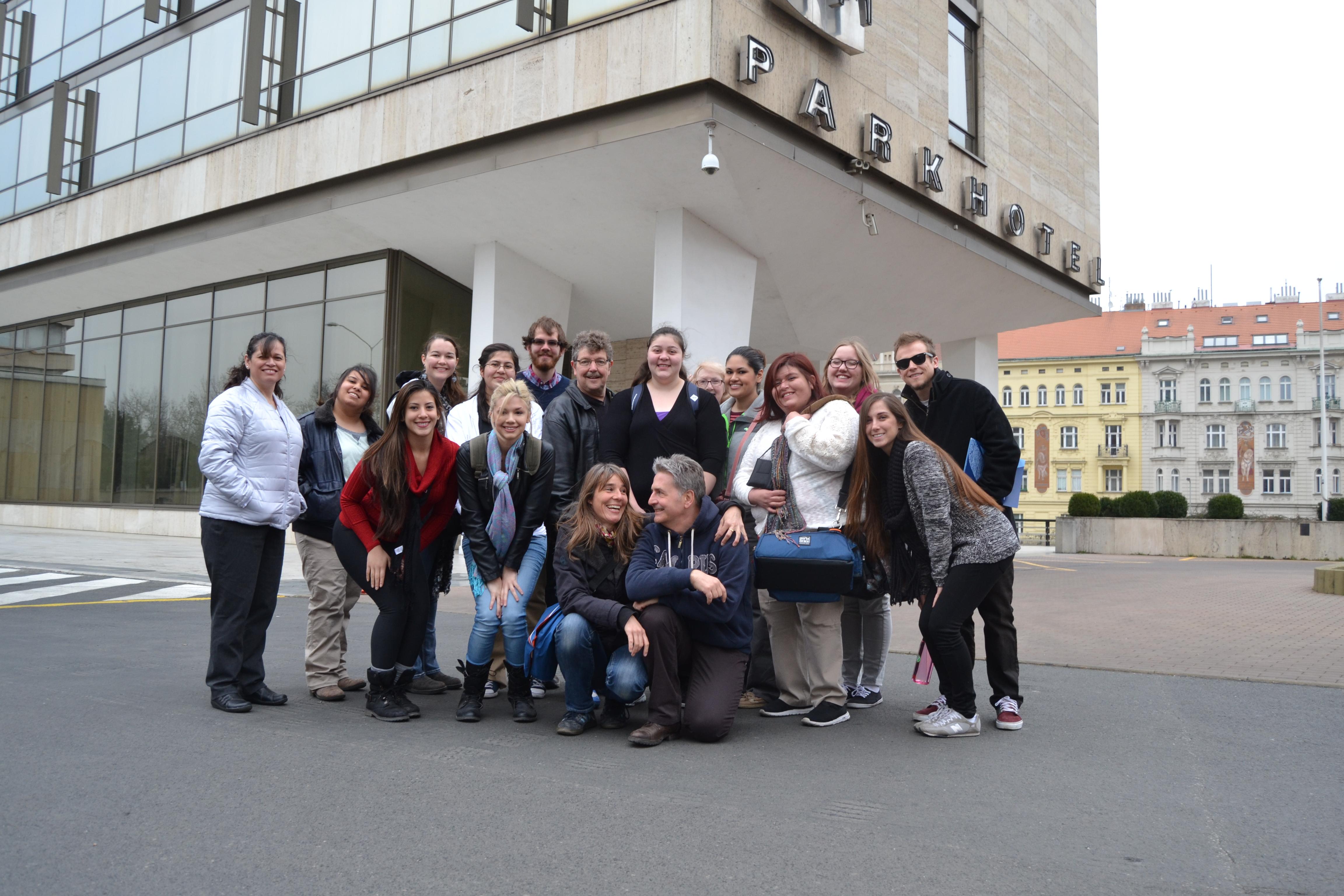 Prague global competency