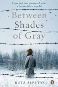Courtesy photo | Cover of between shades of Gray by Ruta Sepetys