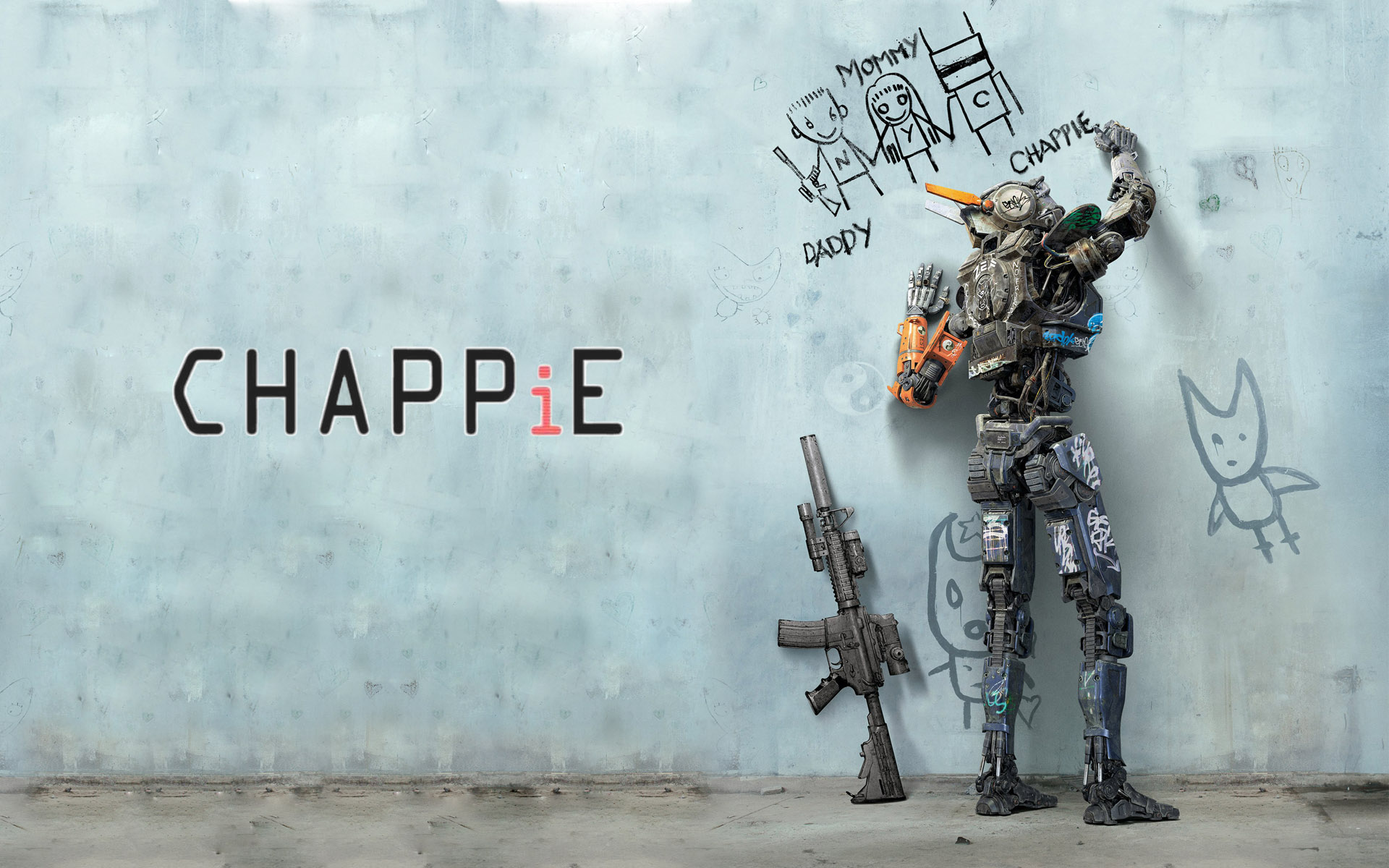 'Chappie' chips at society's shortcomings