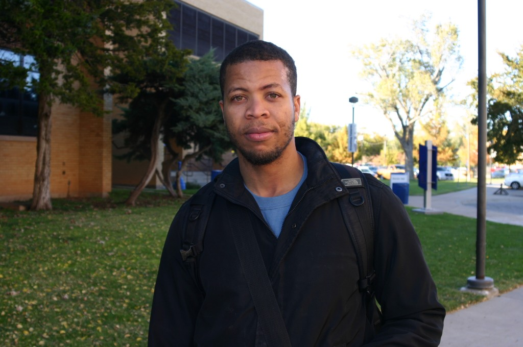 "Raphael Whyte | Social Work ""If it helps kids be more involved in school, they should keep it."""