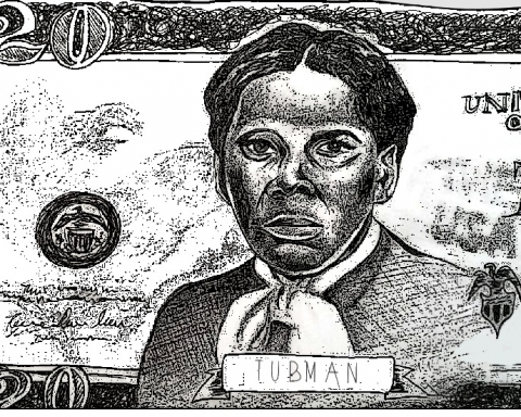 Tubman Editorial Cartoon