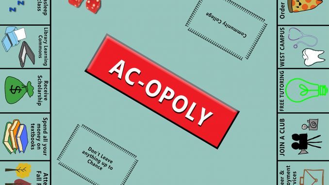 AC-opoply board