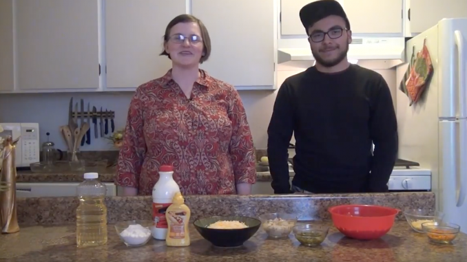 Cooking with Julie