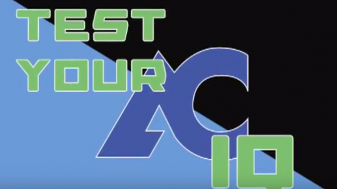 Test your AC IQ