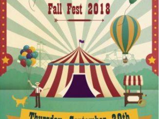 Fallfest poster