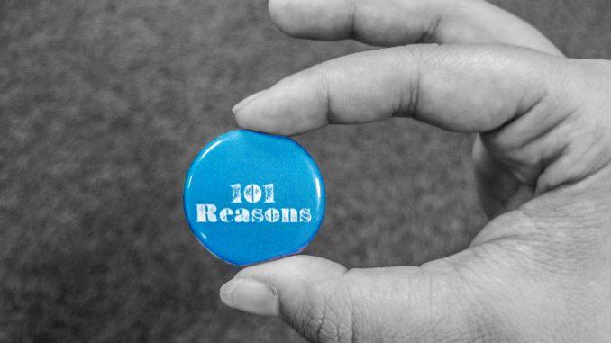 101 Reasons Week