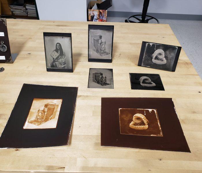 tintype examples