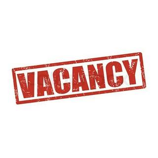 a vacancy sign