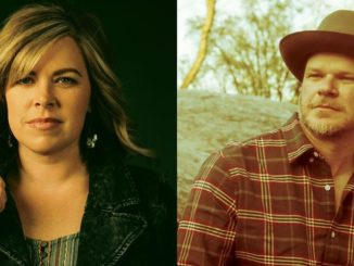 Courtney Patton and Jason Eady